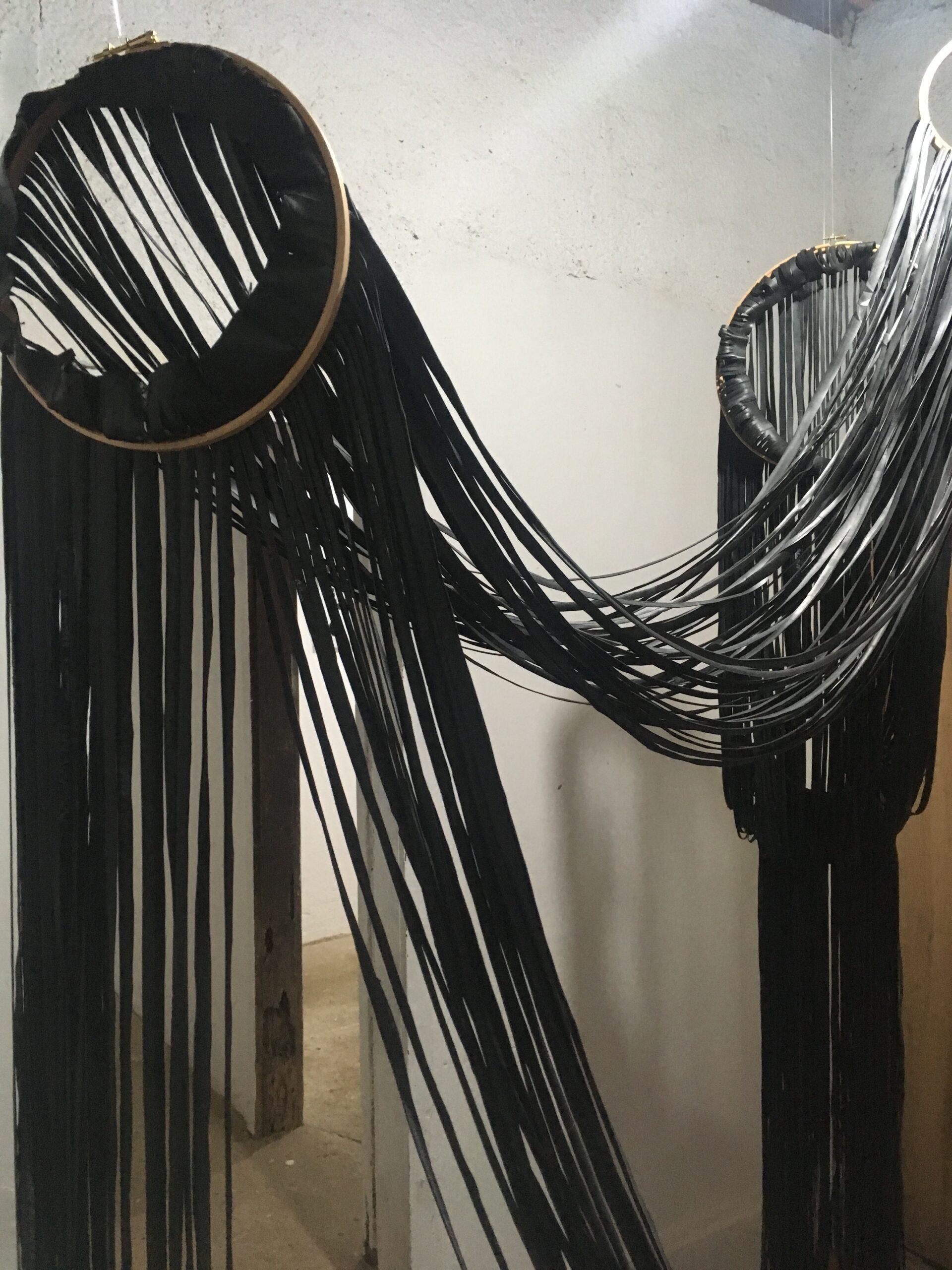 Strings detail, 2019
